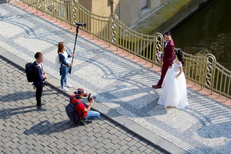Doskonała fotografia i film na ślub